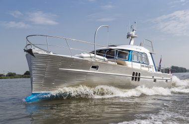 Your aluminium deep water boat | Deep Water Yachts