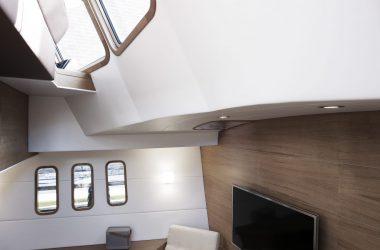 Interior 5 Korvet Series | Aluminium Motor Yachts Deep Water Yachts