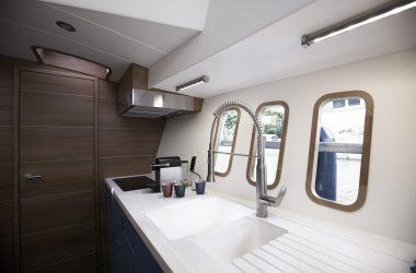 Interior 4 Korvet Series | Aluminium Motor Yachts Deep Water Yachts