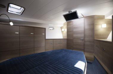 Interior 3 Korvet Series | Aluminium Motor Yachts Deep Water Yachts