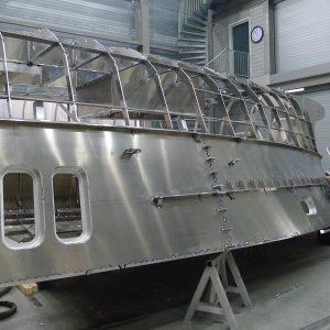 Building Process Deep Water Aluminium Boat | Holland Boat