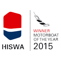 Winner Motorboat of the Year 2015 | HISWA 2015 - Motorboat Winner | Deep Water Yachts