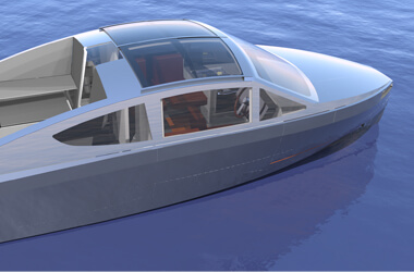Design Process Deep Water Aluminium Boat | Holland Boat Korvet 8 Collection