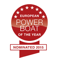 Nominee European Power Boat Of The Year 2015