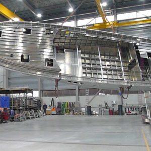 Korvet aluminium boat