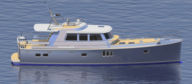 Blue Water Boats >> Dutch Aluminium Yacht Design